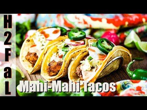 Seafood | HOW TO MAKE AMAZING MAHI-MAHI TACOS | How To Feed A Loon