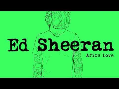 Ed Sheeran - Afire Love (Instrumental Karaoke)
