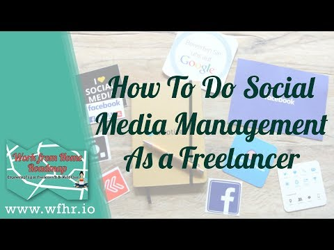 HOW TO DO SOCIAL MEDIA MANAGEMENT AS A FREELANCER | JASLEARNIT 010