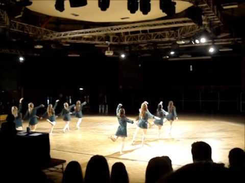 Newcastle University Dance Society - Advanced Contemporary - Sheffield Competition