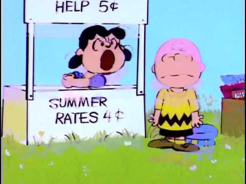 Your In Love Charlie Brown m4v