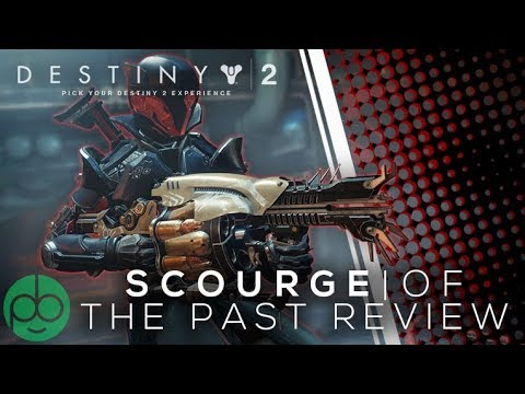 Destiny 2 Black Armory: Scourge Of The Past Review! thumbnail