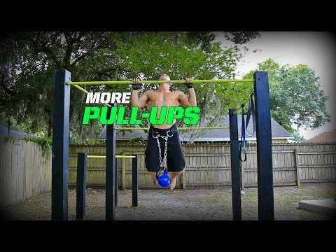 More reps with your pull-ups