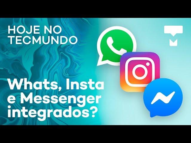 Redmi Go, Huawei sonhando alto, integração entre mensageiros do Facebook e mais - Hoje no TecMundo