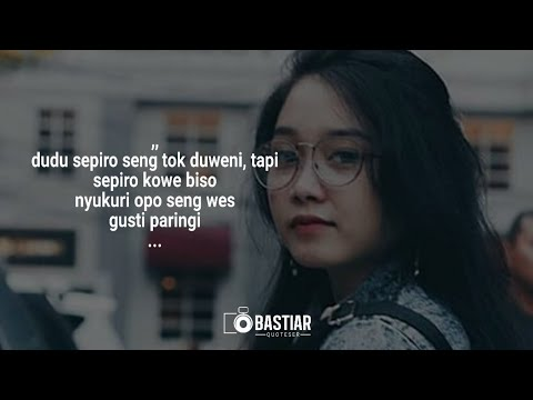 Quotes Kata Kata Jawa Menginspirasi Terbaru 2019 Youtube