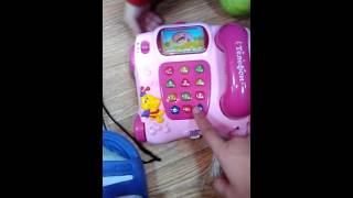 видео обзор Детской Комнаты Музыкальный Телефон(Описание., 2016-03-26T18:33:08.000Z)