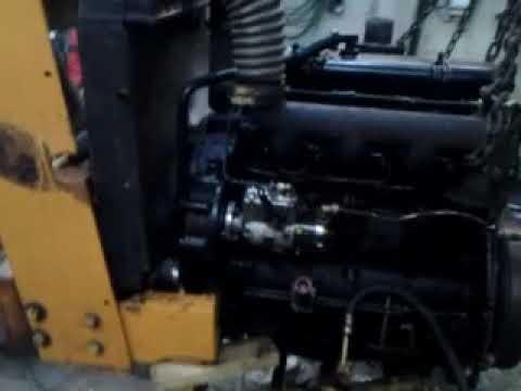 Case 188 C I  Diesel engine Old Iron