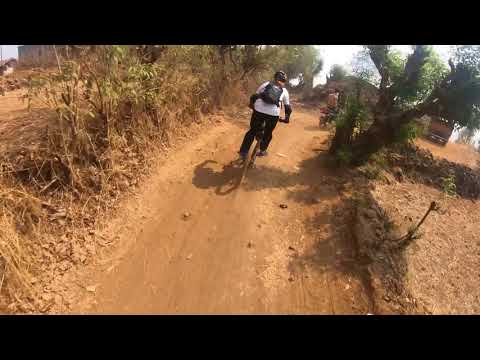Bhivpuri Road Trail - MTB | Down Hill | Time Trial - ( feat. iceboul on Wheels )