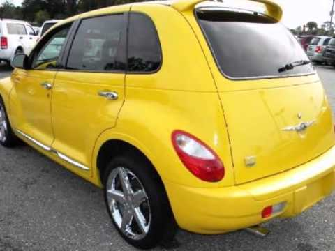 2006 chrysler pt cruiser touring route 66 edition street cruiser series youtube. Black Bedroom Furniture Sets. Home Design Ideas