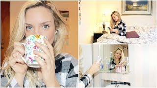 WINTER || Morning Routine #spon