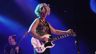 """Samantha Fish """"Try Not To Fall In Love With You"""" Fantastic ! 12/5/19 Live Madison"""