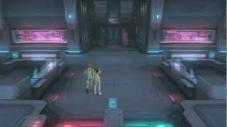 Xenosaga III HD Cutscene 203 - Young Shion