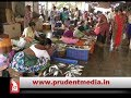 INDIRECT BAN ON FISH IMPORT; FISH EXPORT ON LARGE SCALE FROM GOA _Prudent Media Goa