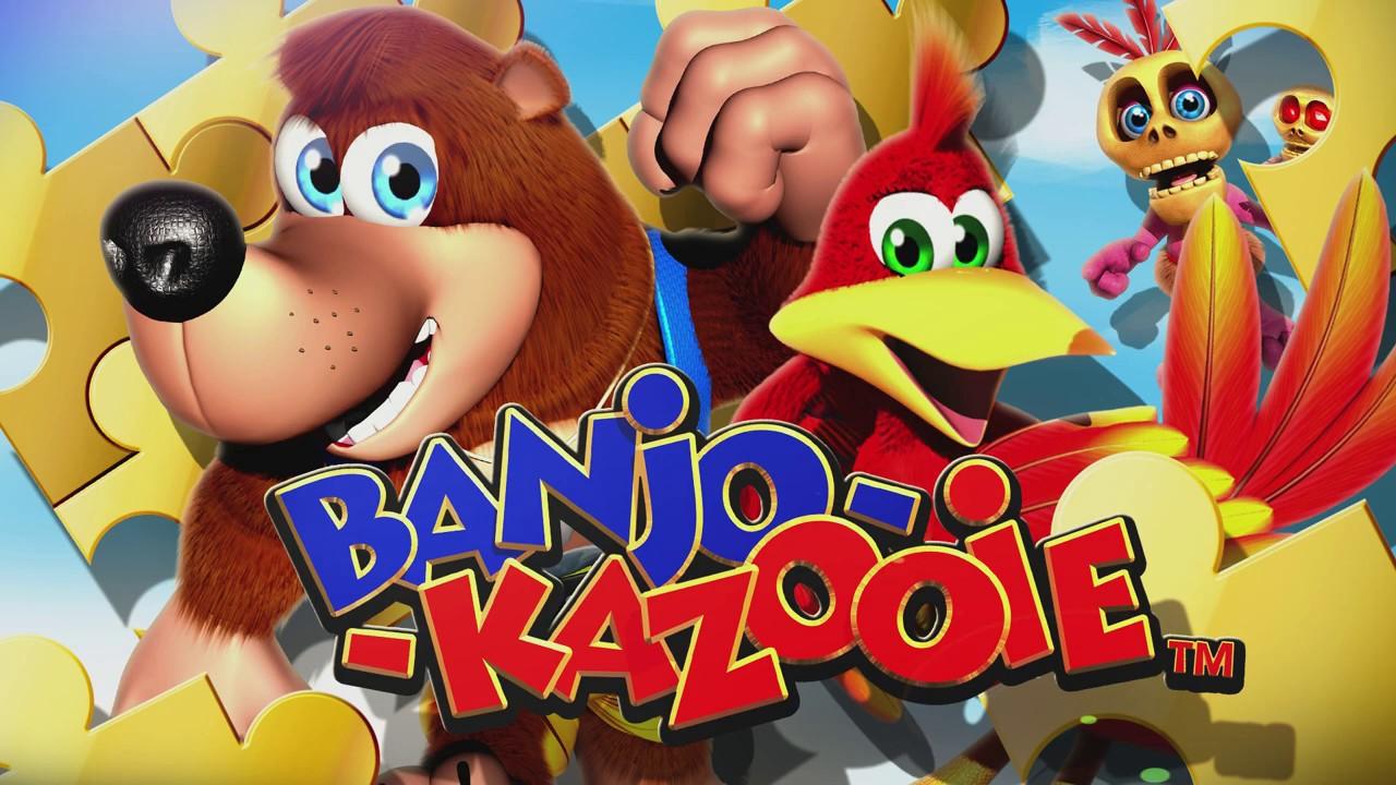 Testing Banjo-Kazooie (Xbox 360) on Xbox One X (1080 supersampled to 4K)