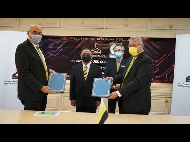 Gading Kencana bina ladang solar skala besar ke-4 di Perak