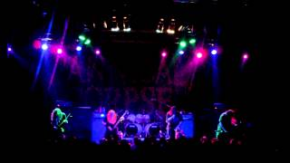 Cannibal Corpse - Make them suffer live @Alcatraz milano 26-2-13