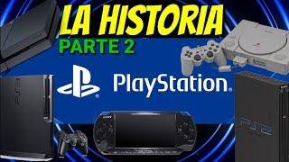 La Historia De PlayStation (1994-2018)