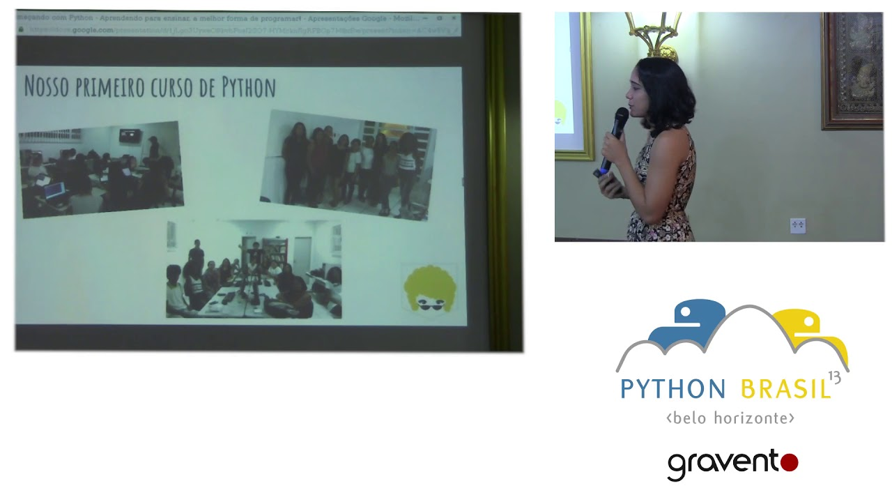 Image from Começando com Python: Aprendendo para ensinar, a melhor forma de programar!