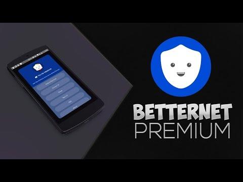 Free Premium VPN For Windows [BetterNet]