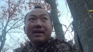 Monster Whitetail Buck on Public land Hunt