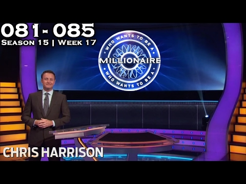 Who Wants To Be A Millionaire? 17  Season 15  Episode 8185