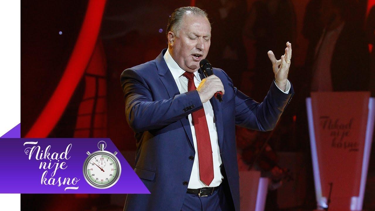 Sabahudin Sabanovic Dino - Polomicu case od kristala - (live) - NNK - EM 28 - 07.04.2019