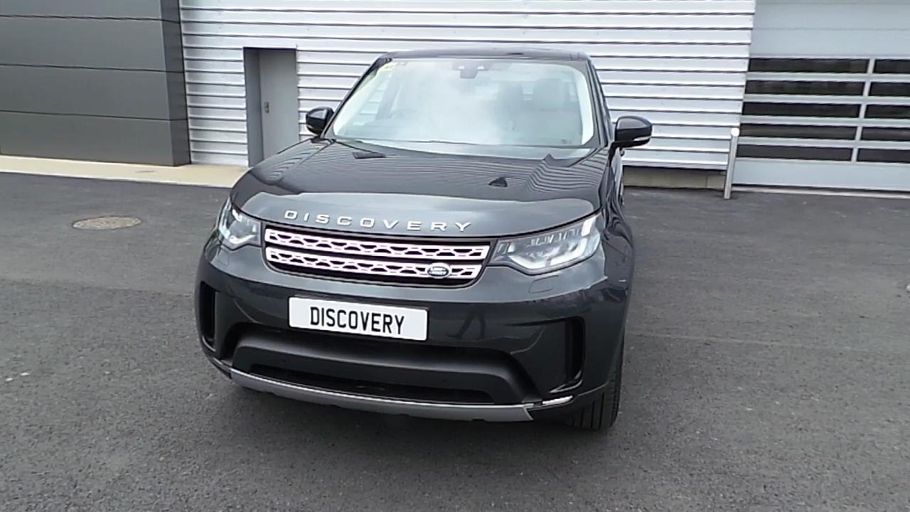 Land Rover Discovery >> HSE Discovery Carpathian grey - YouTube