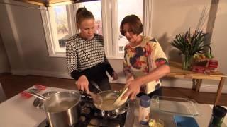 Tuna Macaroni Pasta Bake Featuring Kerry Leech And Kim Green