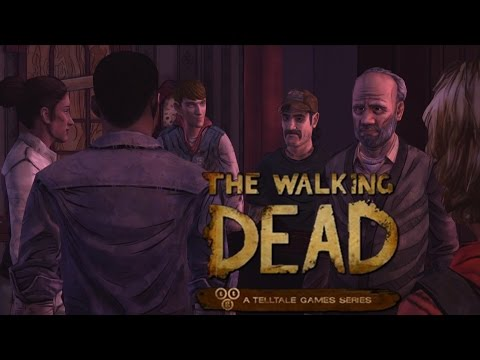 The Walking Dead - Gameplay Walkthrough Part 13 - Season 1 Episode 4