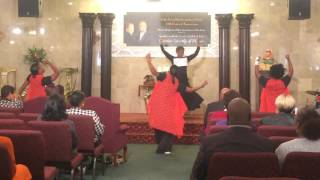 HGIC Worship And Praise Dancers-Jacob