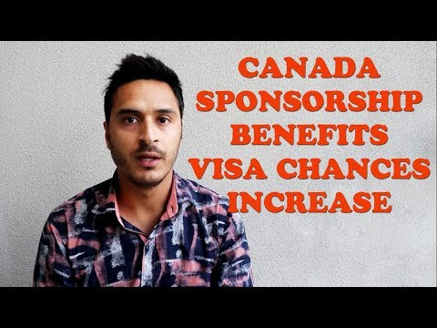 WHAT IS SPONSORSHIP? BENEFITS || EASY VISA || FAMILY || CANADA