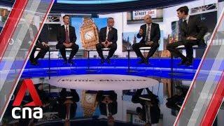 Boris Johnson races ahead in another round of UK leadership vote
