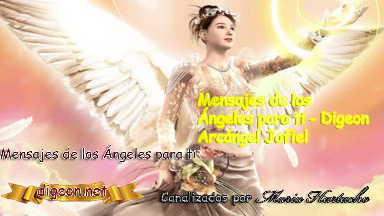 💌 MENSAJES DE LOS ÁNGELES PARA TI - DIGEON  03 de Julio - Arcángel Jofiel 💌