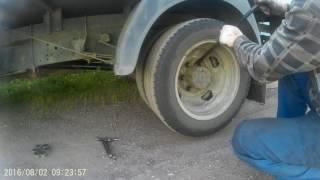 видео Тормозная система автомобилей Газель ГАЗ-2705