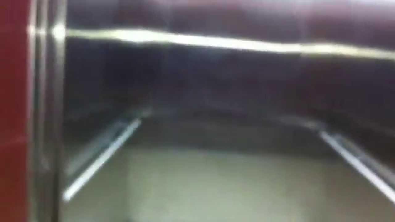 Thang may chở băng ca Mitsubishi   thang máy bệnh viện Mitsubishi
