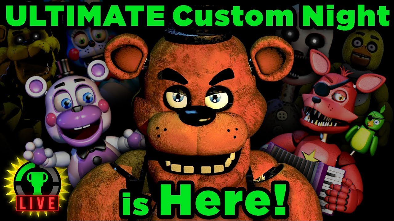fnaf-ultimate-custom-night-all-my-friends-are-here-fnaf-6