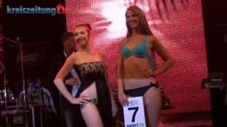 Wahl zur Miss Brokser Heiratsmarkt 2015