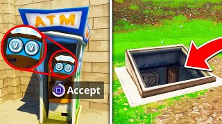7 GLITCH ET BUG SECRET QUE N'IMPORTE QUI PEUT FAIRE Sur Fortnite Battle Royale !
