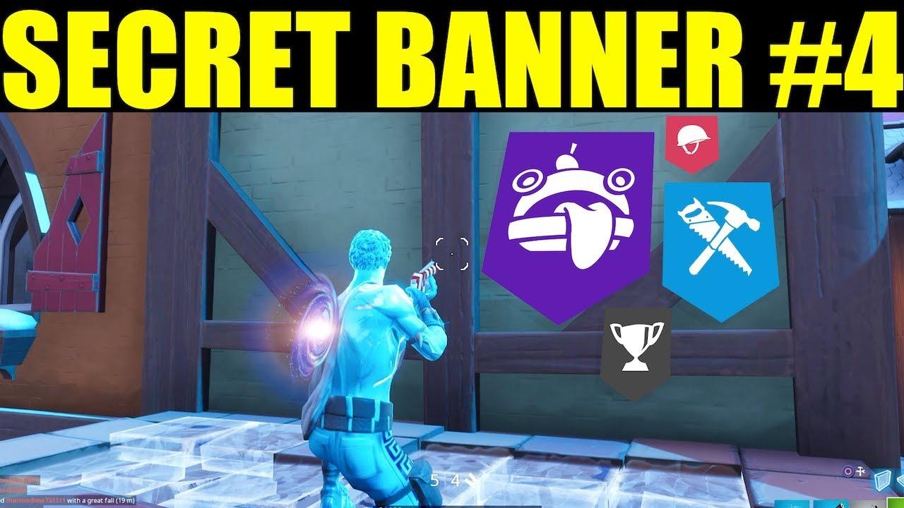 Download Find the secret banner in Loading screen #4 Hidden Banner/ Battlestar Locations Week 4 Season 7