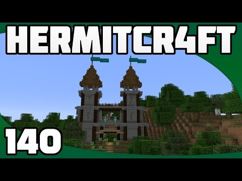 Hermitcraft 4 - Ep. 140: The Two Towers