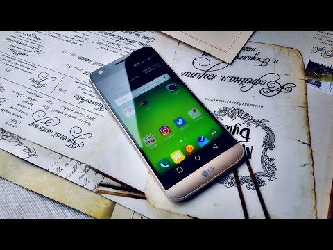 LG G5. На грани возможного. Обзор флагмана компании LG. #1