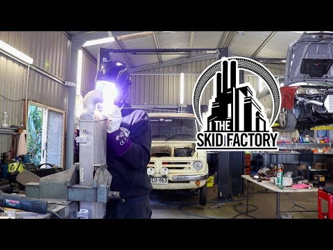 THE SKID FACTORY - Barra Powered Bedford Van [EP7]