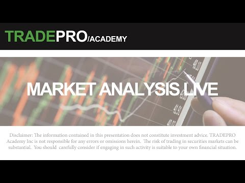 Market Analysis Live - Technical Analysis on Equities, Gold, US Dollar and Oil January 11th 2015