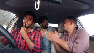 Uber Driver Prank In Karachi | Pranks In Pakistan | Humanitarians | 2019