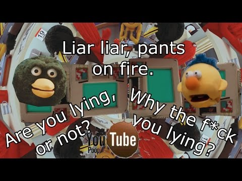 YTP: Don't Trust Me, I'm A Liar (1K Subscriber Special)