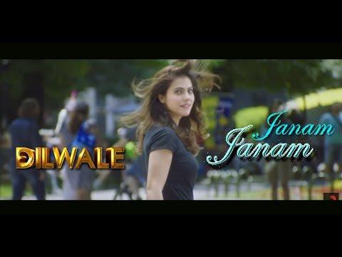 Janam Janam saath chalna Yuhi : New Song | Dilwale | Shahrukh Khan, Kajol