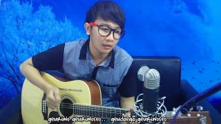 정용화 (Jung Yong Hwa of CNBLUE) - 그리워서(Because I Miss You) - Nathan Fingerstyle Cover