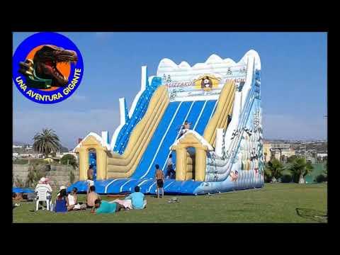 Arriendo Juegos Inflables Gigantes Mas Altos En Santiago Chile