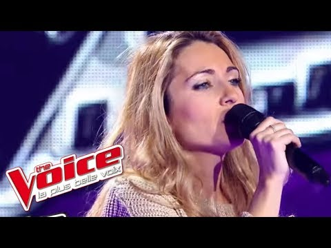 The Voice 2012 | Elodie Balestra - All by Myself (Céline Dion) | Blind Audition