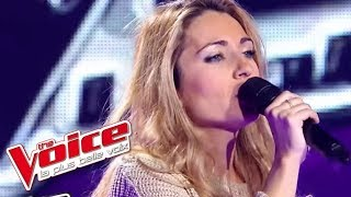 Céline Dion - All By Myself | Élodie Balestra | The Voice France 2012 | Blind Audition